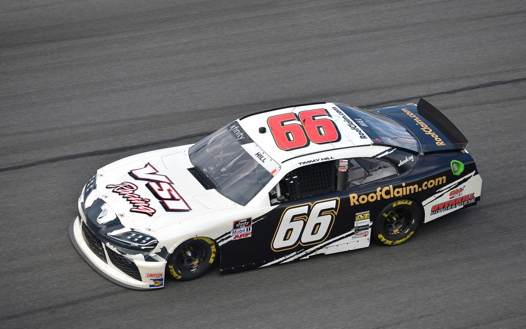 Timmy Hill on a 'Career High' Following a 3rd-Place Finish at Daytona