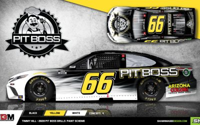 Pit Boss Grills To Join MBM Motorsports At Phoenix Raceway