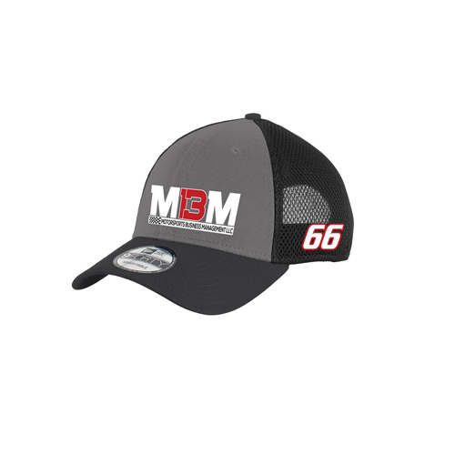 Mbm Charcoal Black Cap