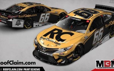 MBM Motorsports and RoofClaim.com Announce Partnership Extension