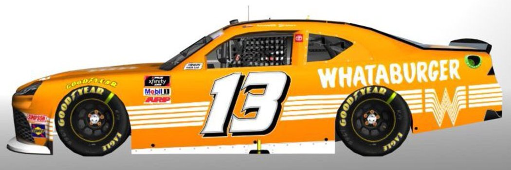 David Starr Wil Run 32 Xfinity Races for MBM Motorsports